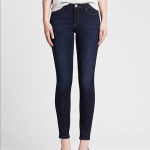 Banana Republic Dark Wash Denim Legging